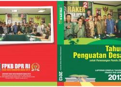 Laporan Kinerja Tahunan FPKB DPR RI 2013