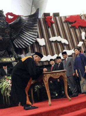 Dilantik Jadi Waka MPR RI, Jazil Sampaikan Terima Kasih Kepada Gus Ami