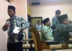 Fraksi PKB DPRD Sampang Nilai Penetapan Nama Anggota Pansus Cacat Hukum