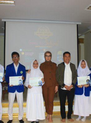 PKB Movie Award Goes To School Ada di SMK Muhammadiyah 09 Jakarta Selatan