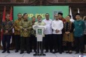 Bertemu Gus Muhaimin, Prabowo Mengaku Dekat Dengan PKB dan NU Sejak Dulu