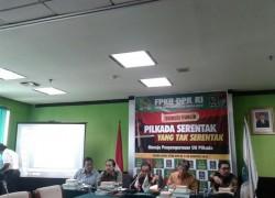 Fenomena Calon Tunggal Pilkada Serentak, Lukman Edy Usul Revisi UU Pilkada